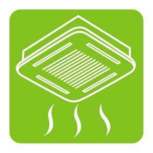 業務用エアコン工事のイメージ